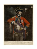 The Honourable Sir William Howe, 1777 Giclee Print by Richard Purcell