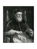 Pope Julius II (1443-1513) Impression giclée par  Raphael
