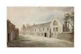 Black Friars Giclee Print by Robert Johnson