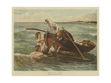 Young Sea Dogs Giclee Print by Samuel Edmund Waller