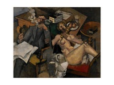 Married Life, 1912 Giclee Print by Roger de La Fresnaye