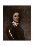 Portrait of Oliver Cromwell (1599-1658) Giclee Print by Robert Walker