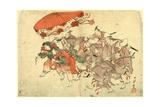 Sumiyoshi Odori Giclee Print by Ryuryukyo Shinsai