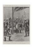 The British Dominions Beyond the Seas, the Birth of Cape Colony Giclee Print by Richard Caton Woodville II