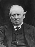 Portrait of Herbert Henry Asquith Photographic Print by Roger Eliot Fry