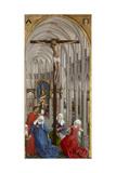 The Seven Sacraments Giclee Print by Rogier van der Weyden
