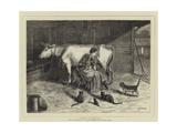 Ladies in Waiting Giclee Print by Samuel Edmund Waller