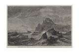 Mont Orgueil Castle, Jersey Giclee Print by Samuel Phillips Jackson