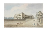 The General Infirmary, Newcastle Upon Tyne Giclee Print by Robert Johnson