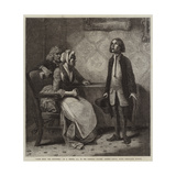 Scene from 'The Hypocrite' Giclee Print by Robert Smirke
