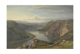 The Avon Near Bristol Giclee Print by Samuel Jackson