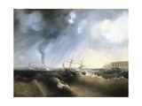 Shipwreck, 1842 Giclee Print by Salvatore Fergola