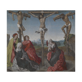 Crucifixion, C.1500 Giclee Print by Rogier van der Weyden
