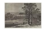 Knowsley House Impression giclée par Samuel Read