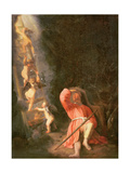 Jacob's Ladder (Panel) Giclee Print by Salomon de Bray