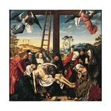 Pieta Giclee Print by Rogier van der Weyden