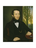 Adolph Wasmann (1807-53), 1843 Giclee Print by Rudolph Friedrich Wasmann