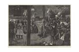Gulbeyaz Giclee Print by Richard Caton Woodville II