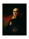 Self Portrait, C.1815 Giclee Print by Sir Henry Raeburn