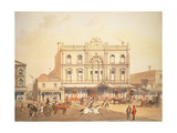 Royal Arcade, Melbourne, C.1854 Giclee Print by Samuel Thomas Gill