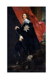 Philip, 4th Earl of Pembroke (1548-1650) Giclee Print by Sir Anthony van Dyck