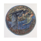 The Flower Book: XXIII, Wake, Dearest! Giclee Print by Sir Edward Coley Burne-Jones