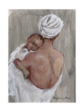 Mother and Child Giclee Print by Rosemary Lowndes