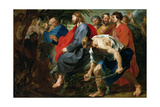 Entry of Christ into Jerusalem, C.1617 Giclee Print by Sir Anthony Van Dyck