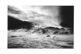 The Beach at Bridgehampton, Long Island Giclee Print by Simon Marsden
