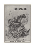 Advertisement, Bovril Giclee Print by Sir Frederick William Burton