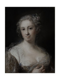 Portrait of a Lady, C.1730-40 Giclee Print by Rosalba Giovanna Carriera
