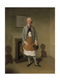 Mr Suett as Dicky Gossip in 'My Grandmother', 1797 Giclee Print by Samuel de Wilde