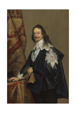 King Charles I Giclee Print by Sir Anthony van Dyck
