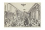 Freemasons' Ball and Supper, at Worcester Giclee Print by Samuel Read