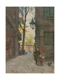 Parks Place, Knightsbridge, London, 1916 Giclee Print by Rose Maynard Barton