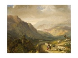 Borrowdale Giclee Print by Samuel Bough
