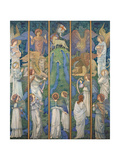 Paradise Giclee Print by Sir Edward Coley Burne-Jones