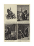 Sir Walter Scott Centenary Giclee Print by Edwin Landseer