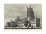 Ely Cathedral Giclee Print by Samuel Read