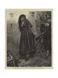 The End of the Commune, Execution of a Petroleuse Giclee Print by Robert Walker Macbeth