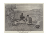 The Last 'Trek' Giclee Print by John Everett Millais