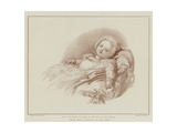 Many Happy Returns of the Day Giclee Print by Sir George Hayter
