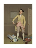 Samuel Thomas Russell in Samuel Foote's 'The Mayor of Garratt', C.1810-11 Giclee Print by Samuel de Wilde