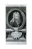 Joseph Addison, Esquire (1672-1719) Illustration for the Universal Magazine, 1748 Giclee Print by Godfrey Kneller
