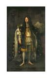 John Drummond, 1st Earl of Melfort, Secretary of State for Scotland (1649-1714), 1688 Giclee Print by Godfrey Kneller