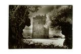 Lackeen Castle, County Tipperary, Ireland Reproduction procédé giclée par Simon Marsden