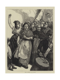 The Women of Paris Giclee Print by Sir James Dromgole Linton