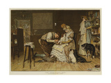 The Veterinary's Shop Giclee Print by Robert Walker Macbeth