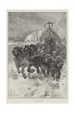 To the Rescue! Giclee Print by Sir Frederick William Burton