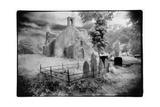 Graveyard, Castlelyons, Co. Cork, Ireland Giclee Print by Simon Marsden